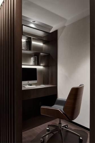 富裕型140平米四室两厅港式风格书房效果图