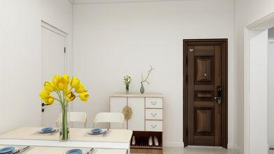 60平米一居室欧式风格客厅装修案例