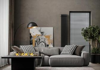 富裕型140平米复式轻奢风格客厅设计图