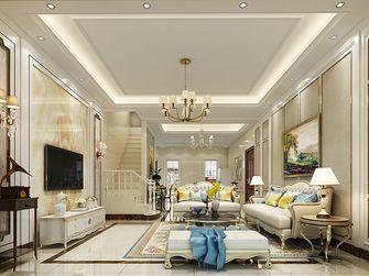 15-20万140平米别墅欧式风格客厅图片