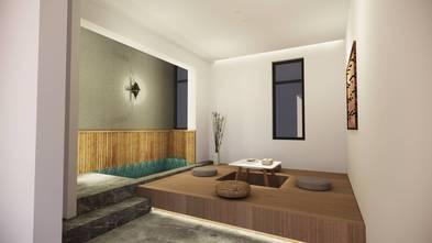 15-20万140平米四室四厅日式风格卧室设计图