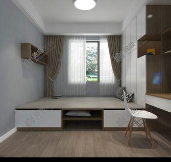 130平米港式风格卧室效果图