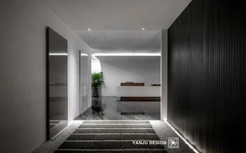 豪华型140平米公装风格玄关设计图