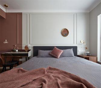 5-10万80平米一室一厅法式风格卧室设计图
