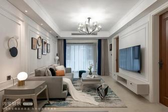 10-15万90平米三室两厅美式风格客厅效果图