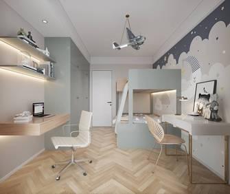 豪华型110平米三日式风格书房欣赏图