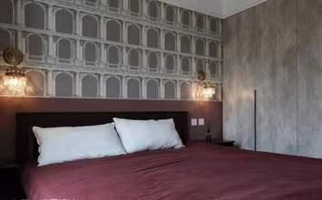 10-15万90平米公寓新古典风格卧室装修案例