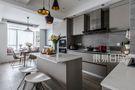 20万以上四北欧风格厨房设计图