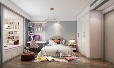 140平米四轻奢风格卧室设计图