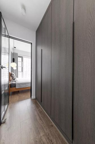 富裕型80平米三室两厅北欧风格衣帽间装修效果图