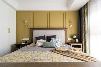 富裕型130平米四室一厅美式风格卧室欣赏图