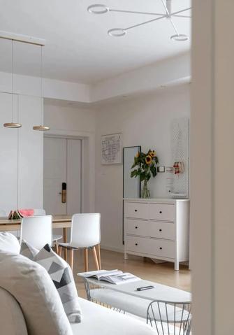 富裕型120平米三室两厅日式风格玄关装修案例