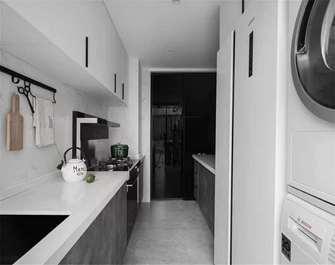 10-15万80平米三室两厅现代简约风格厨房效果图