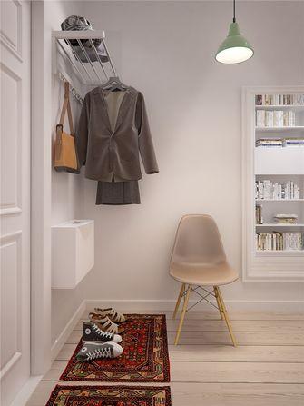 100平米一室两厅北欧风格玄关装修案例