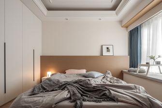 140平米混搭风格卧室装修图片大全