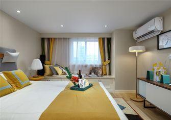10-15万三室一厅北欧风格卧室效果图