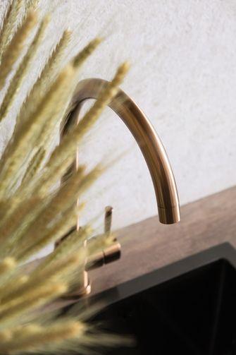 5-10万40平米小户型欧式风格厨房装修案例