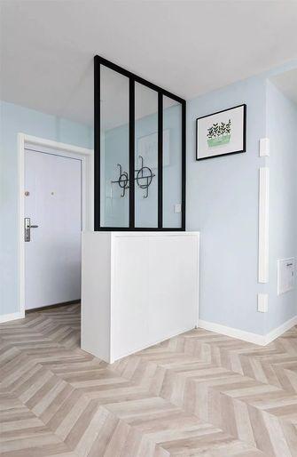 80平米三室一厅北欧风格玄关设计图
