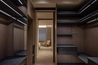 富裕型140平米四室两厅现代简约风格衣帽间设计图