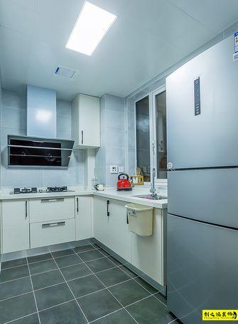 10-15万110平米三室两厅北欧风格厨房装修图片大全