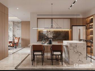豪华型140平米四室两厅轻奢风格餐厅效果图