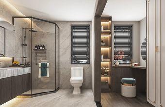 20万以上140平米三室一厅中式风格卫生间装修效果图