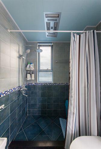 富裕型100平米三室一厅地中海风格卫生间装修效果图