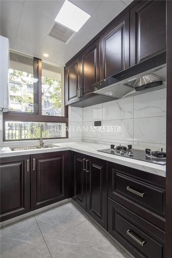 140平米复式中式风格厨房效果图
