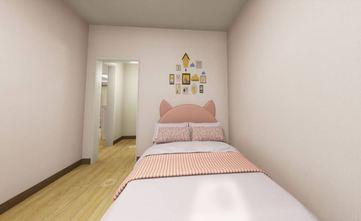 90平米公寓日式风格卧室图片