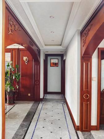 120平米美式风格走廊装修效果图