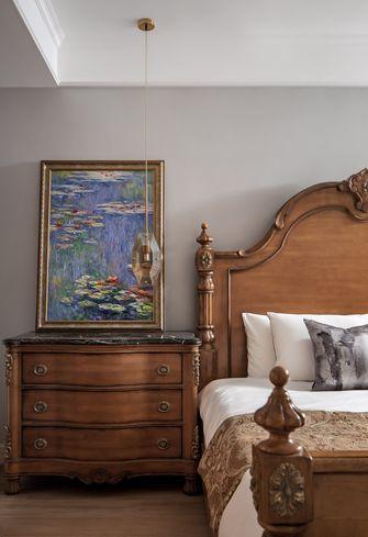 20万以上110平米美式风格卧室装修案例