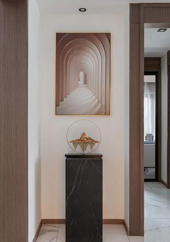 140平米三室两厅轻奢风格玄关装修图片大全