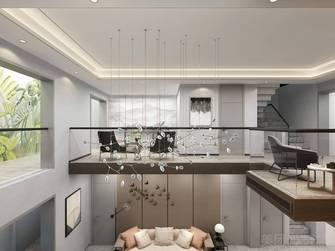 豪华型140平米复式现代简约风格走廊装修效果图