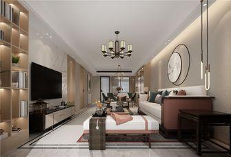 5-10万140平米四室一厅中式风格卧室图片