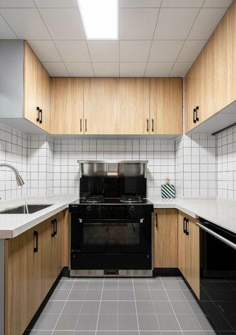 5-10万90平米日式风格厨房图片大全