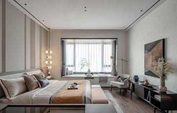 豪华型130平米三室两厅中式风格卧室图