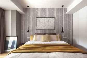 富裕型90平米三室三厅欧式风格卧室图片