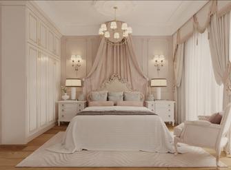 130平米四法式风格卧室效果图