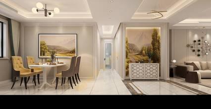 豪华型140平米四室两厅北欧风格走廊图