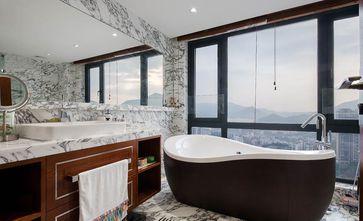 经济型110平米三室一厅东南亚风格客厅效果图