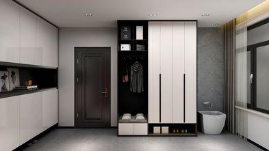 富裕型130平米三室三厅轻奢风格玄关图片大全
