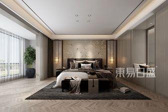 140平米复式中式风格卧室设计图