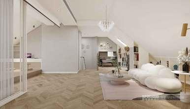 140平米三现代简约风格影音室装修案例