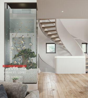 20万以上140平米别墅现代简约风格楼梯间欣赏图