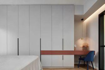 富裕型140平米三室两厅现代简约风格卧室效果图