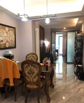 5-10万80平米新古典风格客厅装修效果图