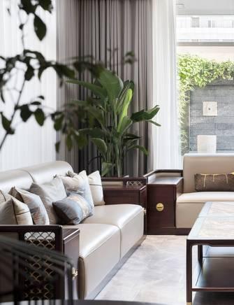 豪华型140平米别墅现代简约风格阳台图片大全