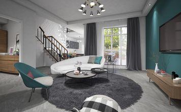 20万以上140平米别墅工业风风格客厅装修效果图