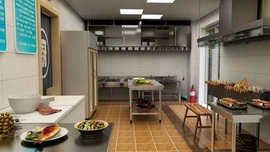 10-15万140平米混搭风格厨房图片大全