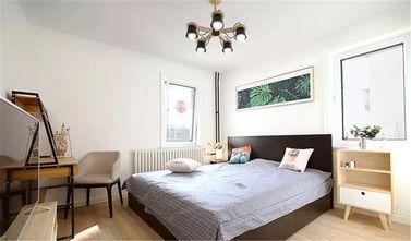 富裕型60平米混搭风格卧室效果图